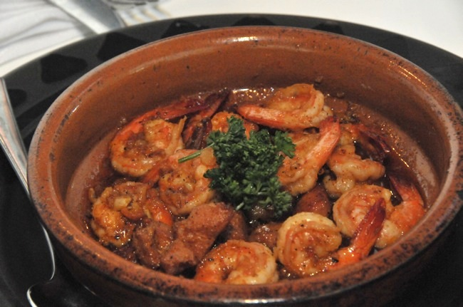 My Favorite Tapas Gambas Al Ajillo Shrimp In Garlic