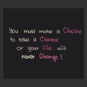Make a choice