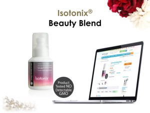 Isotonix beauty blend