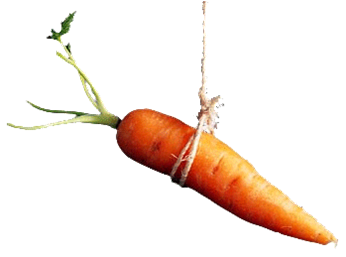 carrot-incentive